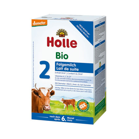 Holle Folgemilch